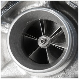 Agency Power Billet Turbo Wheel Upgrade for the Ford Focus ST