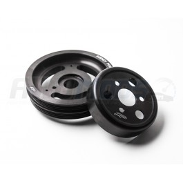 Agency Power Lightweight Pulley Kit for the Ford Focus RS / ST