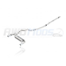 Borla Cat-Back S-Type Exhaust System for the Ford Focus RS