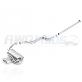 Borla Cat-Back S-Type Exhaust System for the Ford Focus ST