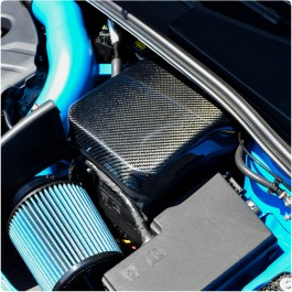 Cal Pony Cars Carbon Fiber Battery Cover for the Ford Focus RS / ST