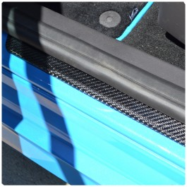 Cal Pony Cars Carbon Fiber Door Sill Plates for the Ford Focus RS / ST (Set of 2)