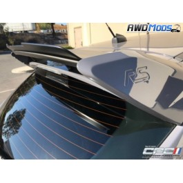 Cal Pony Cars Rear Spoiler Extension for the Ford Focus RS