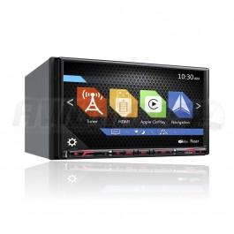 "Clarion Bluetooth NX807 Multimedia / Navigation 7"" Touch Screen Unit For The Ford Focus RS / ST"