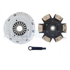 Clutch Masters Heavy Duty 6-Puck Ceramic Clutch for the Ford Focus RS (Must use with single mass flywheel)