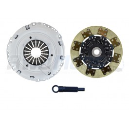 Clutch Masters Heavy Duty Segmented Kevlar Lined Clutch for the Ford Focus RS (Must use with single mass flywheel)