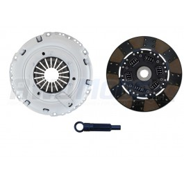 Clutch Masters Heavy Duty Fiber Friction Lined Clutch for the Ford Focus RS (Must use with single mass flywheel)