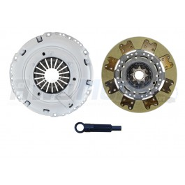 Clutch Masters Heavy Duty Segmented Kevlar Lined Clutch for the Ford Focus RS