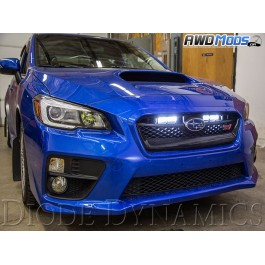 Diode Dynamics Driving Light Kit for the Subaru WRX STI