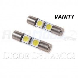 Diode Dynamics LED Vanity Light for the Subaru WRX STI (Pair)