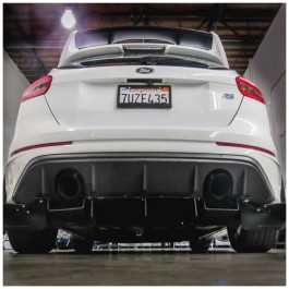 Down Force Solutions Rear Diffuser for the Ford Focus RS