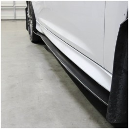 Down Force Solutions V1 Side Skirts for the Ford Focus RS / ST