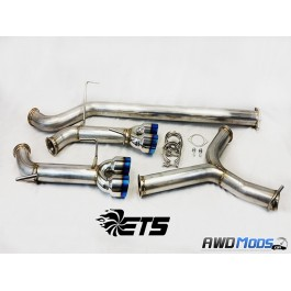ETS Cat-Back Extreme Exhaust System for the Subaru WRX / STI