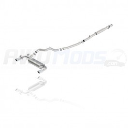 Ford Performance Active Sport Cat-Back Exhaust System for the Ford Focus RS