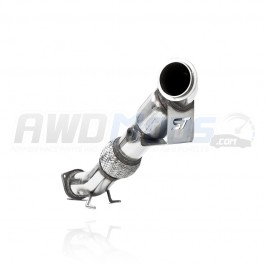 MBRP 3-Inch Catted Downpipe for the Ford Focus ST