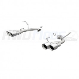 MagnaFlow Competition Series Axle-Back Exhaust System for the Subaru WRX / STI