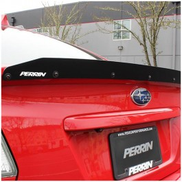 Perrin Performance Premium Wing Gurney Flap for the Subaru WRX STI