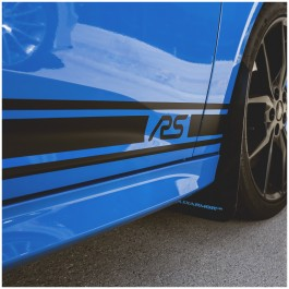 Revo Designs Rocker Stripes Decal Kit for the Ford Focus RS / ST (Set of 2)