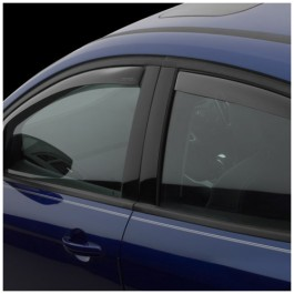 WeatherTech Front & Rear Side Window Deflectors for the Ford Focus RS / ST