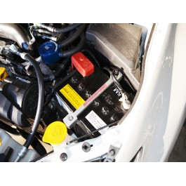 Grimmspeed Battery Tie Down for the Subaru WRX STI