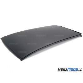 Seibon Dry Carbon Fiber Replacement Roof for the Ford Focus RS / ST