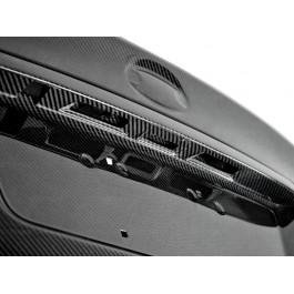Seibon OEM Style Carbon Fiber Trunk Lid for the Subaru WRX STI