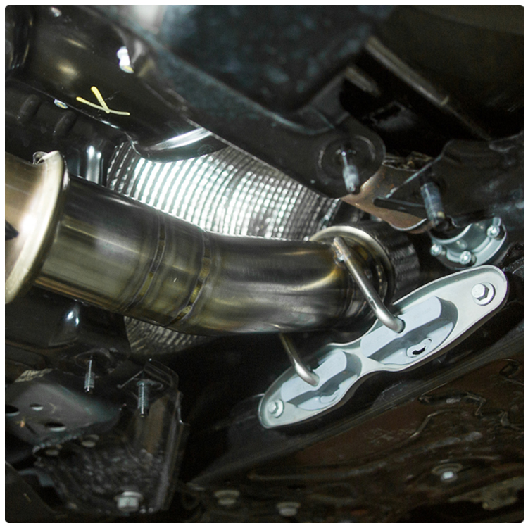 Agency Power Signature High Flow Downpipe for the Ford Focus RS