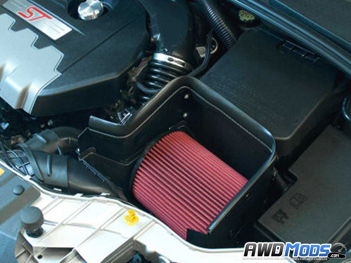 Ford Focus St Cold Air Intake >> Airaid Cold Air Intake System For The Ford Focus St