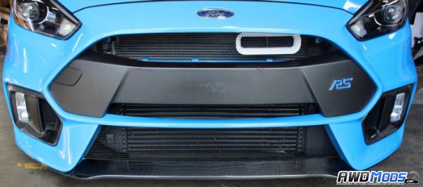 Cal Pony Cars Carbon Fiber Chin Spoiler For The Ford Focus Rs