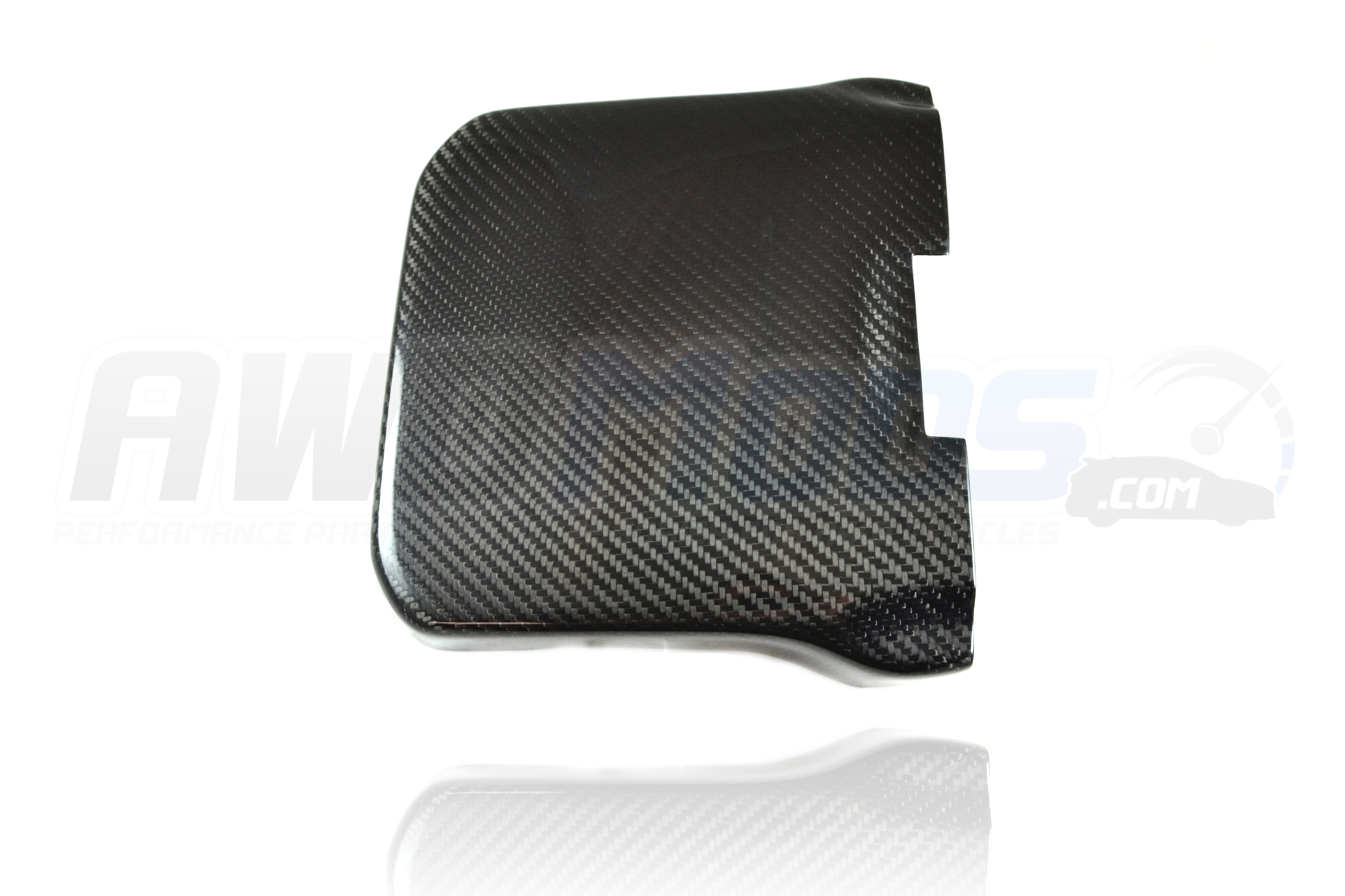Ford Focus Rs St Carbon Fiber Battery Cover By Cal Pony Cars Sti Fuse Box For The