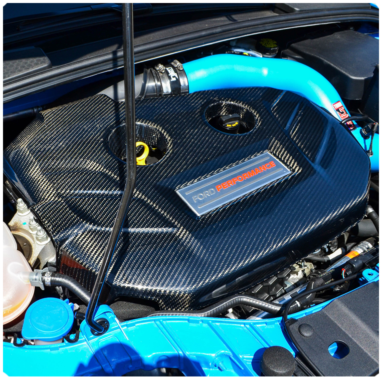 Ford Focus Rs Carbon Fiber Engine Plenum Cover By Cal Pony Carsrhawdmods: Ford Focus St Engine Cover Carbon Wiring Harness At Gmaili.net