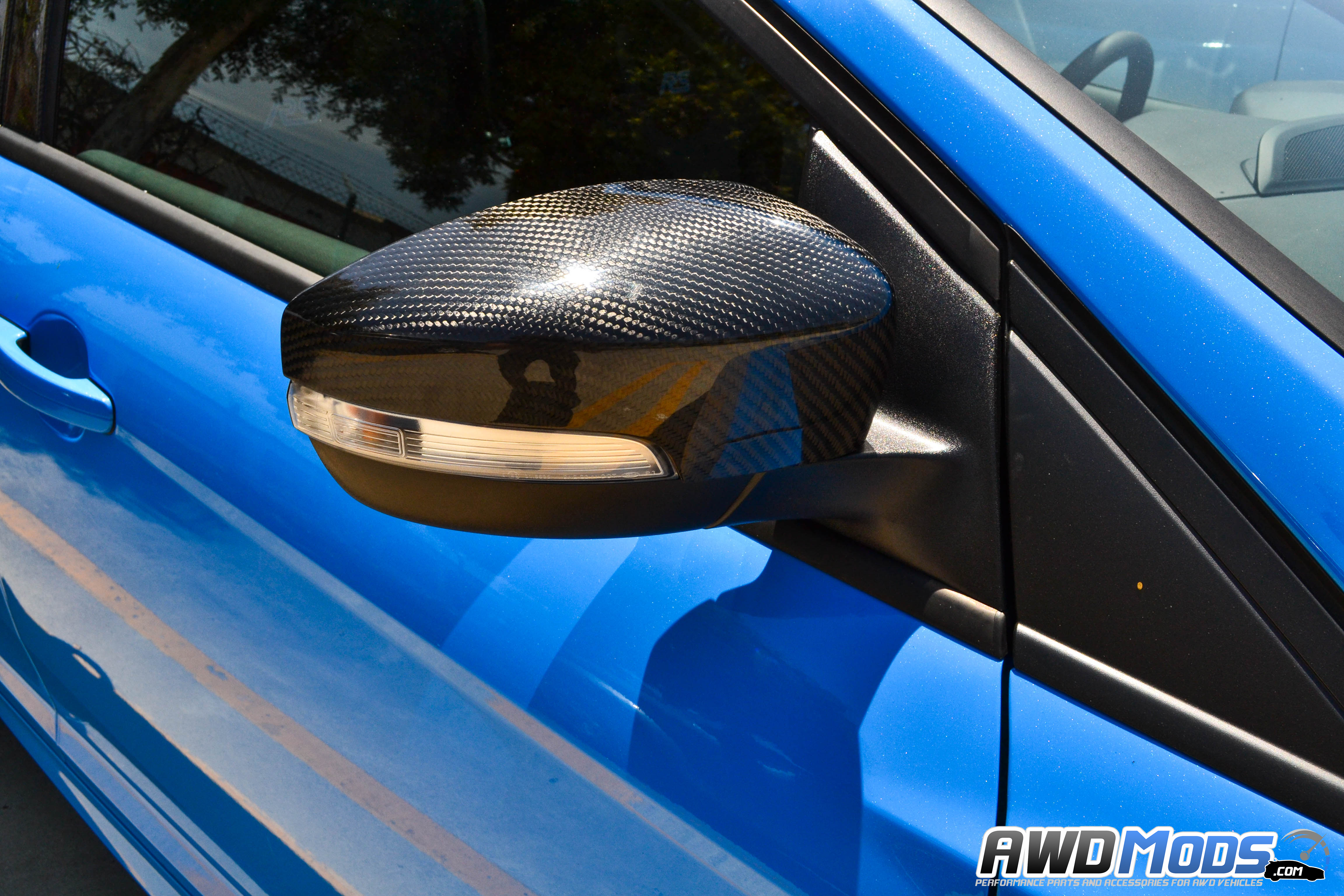 Used Ford Focus St For Sale >> Ford Focus RS / ST Carbon Fiber Side View Mirror Covers by ...