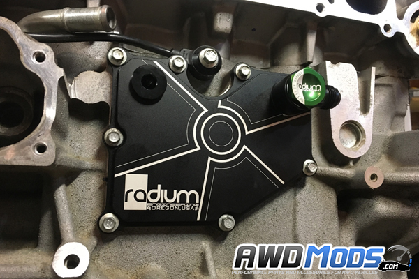 Used Ford Focus St For Sale >> Ford Focus RS / ST PCV Baffle Plate by Radium Engineering