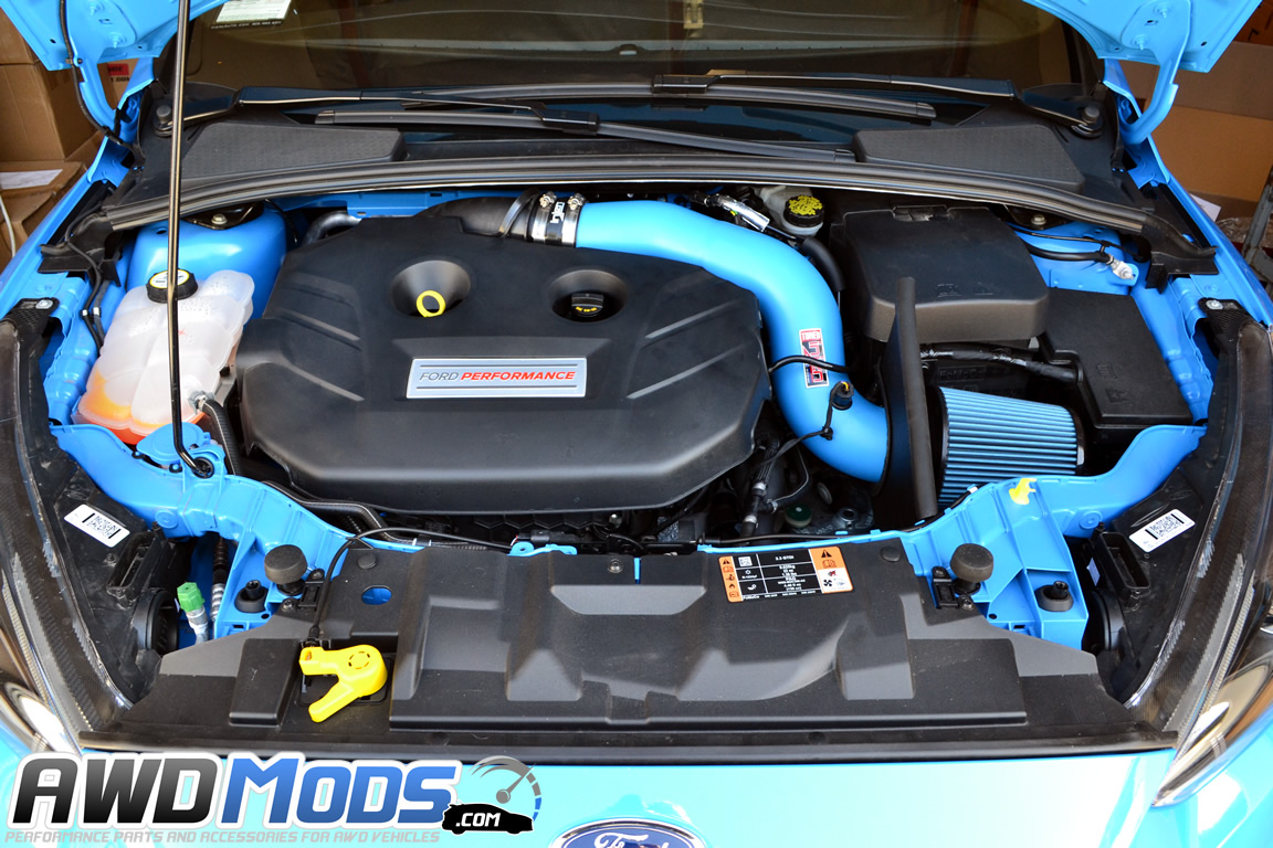Ford Focus RS Intake System by Injen Technology