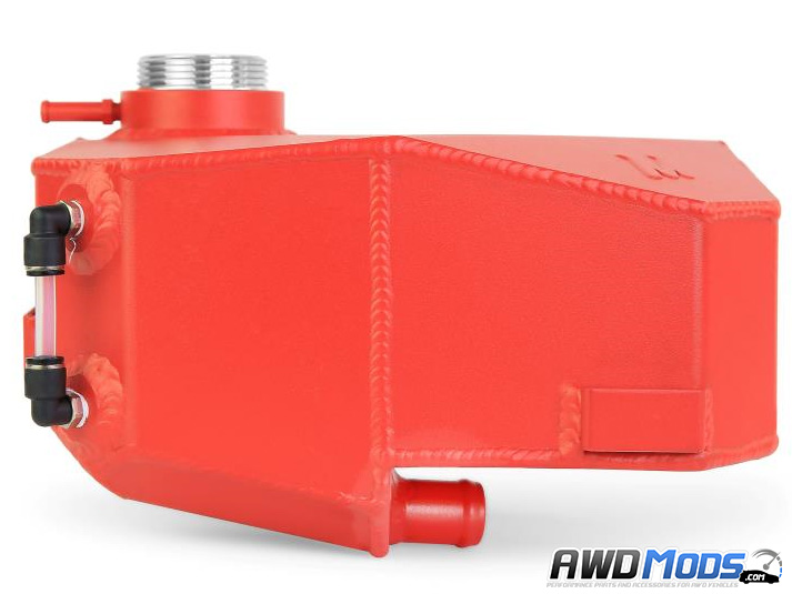 Ford focus rs st coolant expansion tank from mishimoto