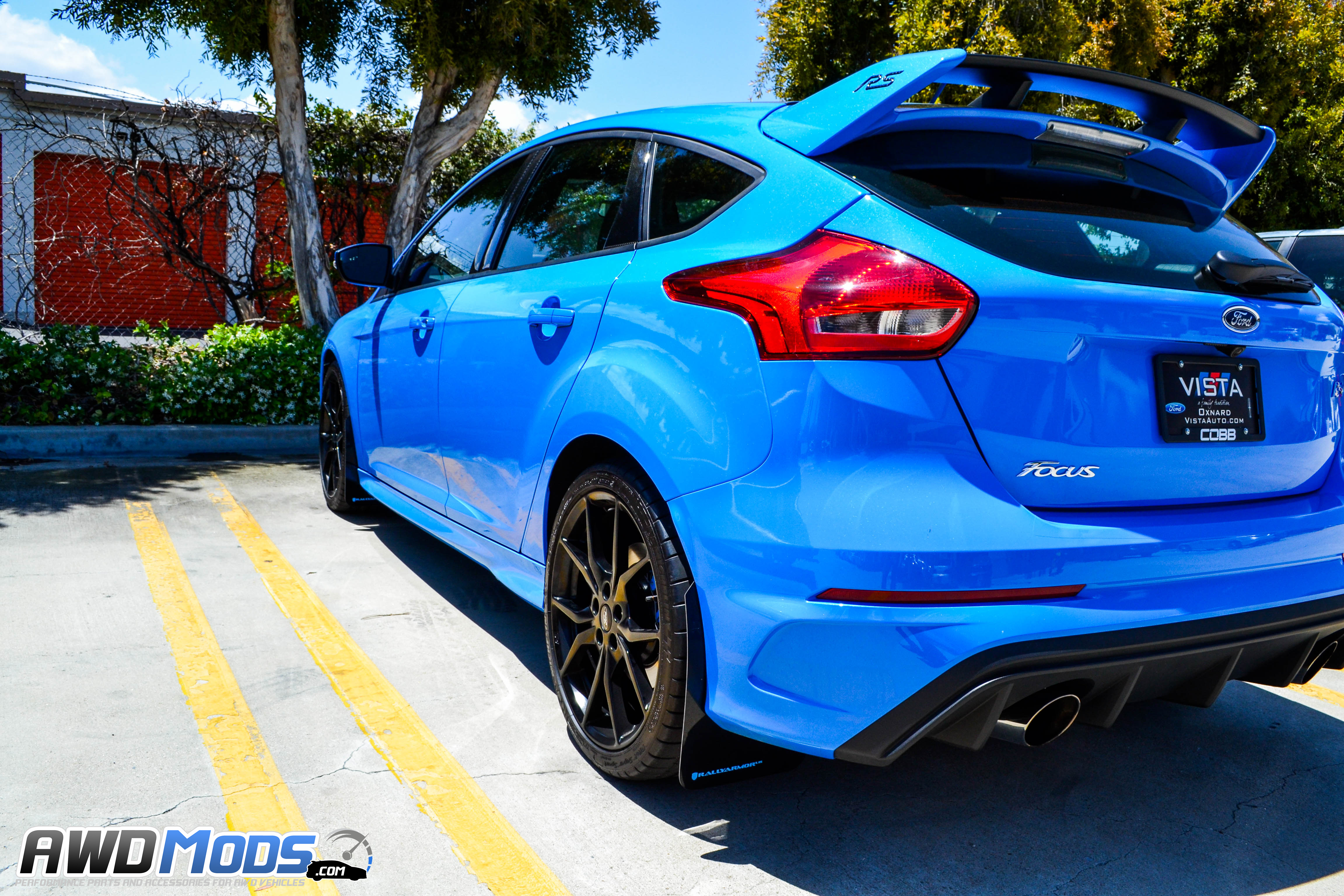 ford focus rs st urethane mud flaps by rally armor set. Black Bedroom Furniture Sets. Home Design Ideas