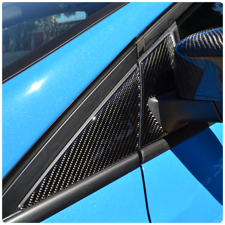 Ford Focus Rs St Peel Stick Mirror Flag Accent Kit By Tufskinzrhawdmods: Ford Focus St Engine Cover Carbon Wiring Harness At Gmaili.net
