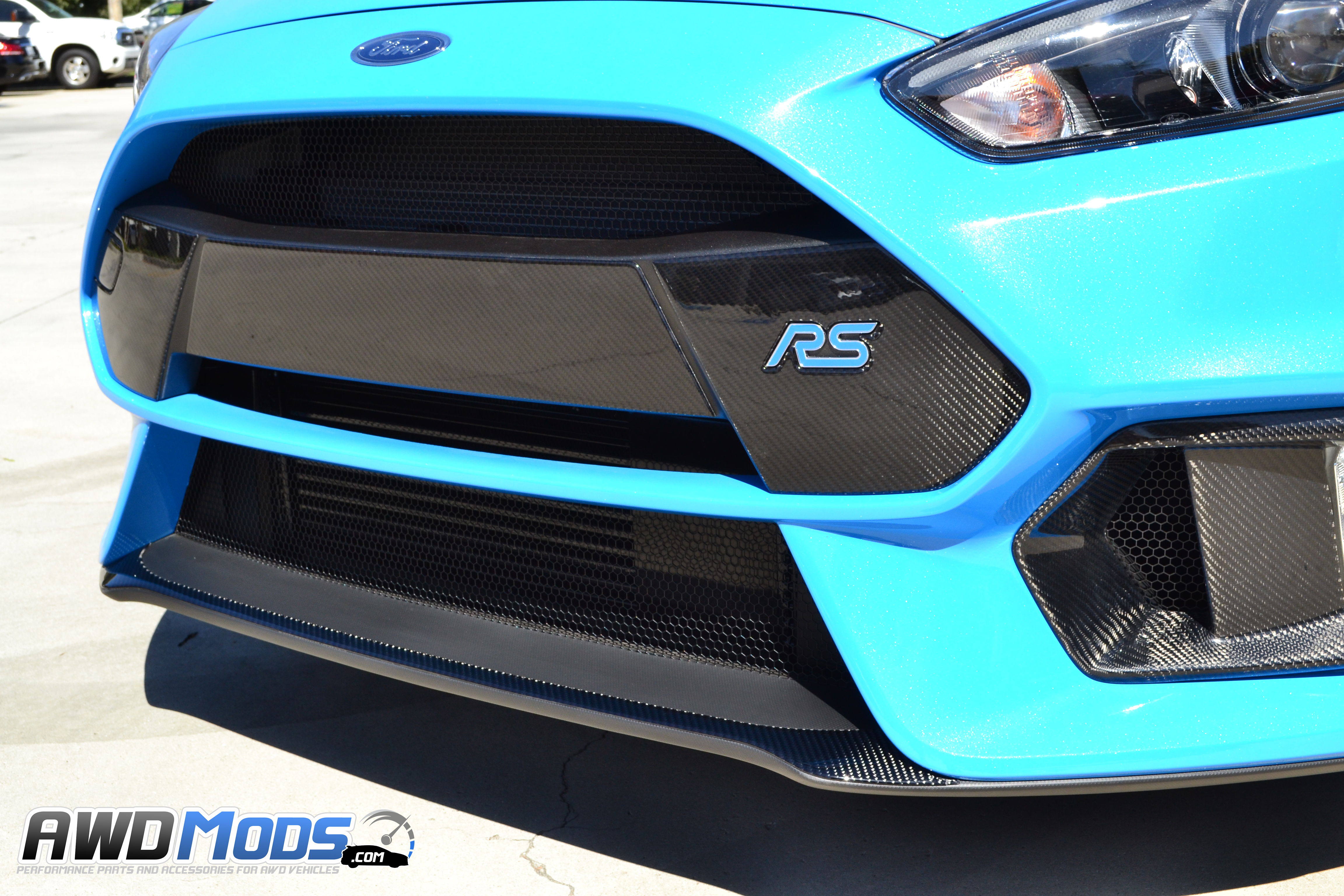 ford focus rs peel stick front splitter accent by tufskinz. Black Bedroom Furniture Sets. Home Design Ideas